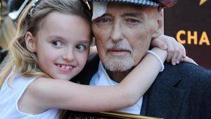 Die Tochter (9) von Dennis Hopper erbt 3 Millionen