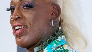 Dennis Rodman steht auf falsche Wimpern & Make-up
