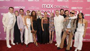 "Reboot: ""Gossip Girl""-Cast feiert heiße Red-Carpet-Premiere"