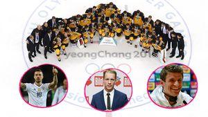 Verpasstes Gold: Promis trösten deutsches Eishockey-Team!