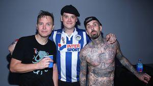 Texas-Massaker: Blink-182 verbarrikadiert sich in Hotel!