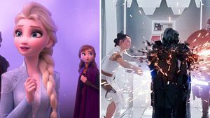 """""""Frozen"""" und """"Star Wars"""": Disney war 2020 supererfolgreich!"""