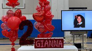 Trauer-Andacht für Gigi Bryant: Mama Vanessa nimmt Abschied