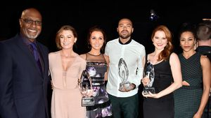 "Die ""Grey's Anatomy""-Crew bei den People's Choice Awards"