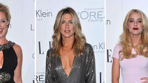 Jennifer Aniston, Amber Heard, Nicole Richie, Katherine Heigl, Naomi Watts und Michelle Pfeiffer