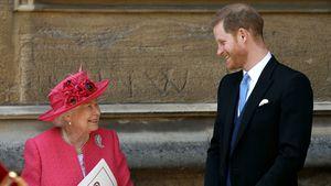 Klinikaufenthalt der Queen: Prinz Harry fühlte sich hilflos