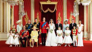 Tradition bei den UK-Royals? Immer eine 9 im Hochzeitsdatum!