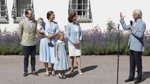 Nach Aviciis Tod: Sofia & Carl Philip von Schweden trauern!