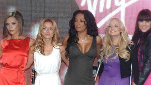 Die Spice Girls und ihre Baby-Girls