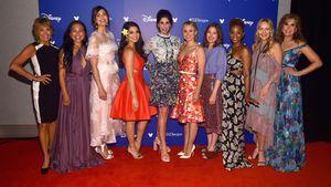 Die Synchronsprecherinnen der Disney-Prinzessinnen