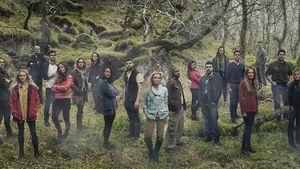 """Die Teilnehmer der TV-Show """"Eden"""""""