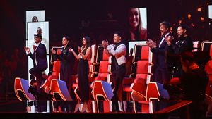 """Rea, Samu und Co.: Vier """"The Voice""""-Coaches machen Pause"""