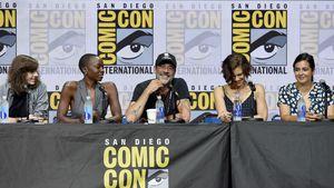 """Die """"The Walking Dead""""-Stars bei der Comin-Con in San Diego"""