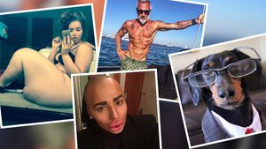Die vier der schrägsten Instagram-Entdeckungen des Jahres!
