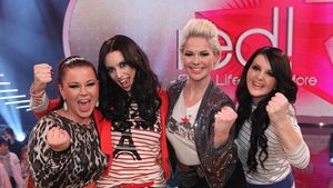 Popstars: Katrin ist in der Band!
