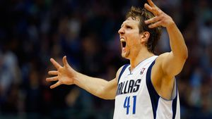 Dirk Nowitzki, NBA-Superstar