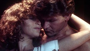Patrick Swayze, Dirty Dancing und Jennifer Grey