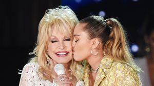 Patentante besorgt: Dolly Parton warnt Miley Cyrus