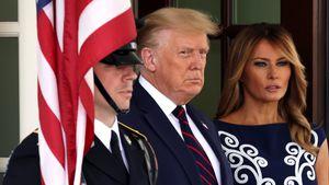 Ehemalige Trump-Angestellte: Reicht Melania Scheidung ein?