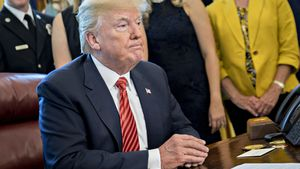 Schweigen erkauft: Trump zahlt 130.000 Dollar an Porno-Star!