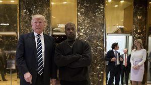 Ist dieser Kanye-West-Tweet etwa eine Kampfansage an Trump?