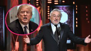Wegen Tony-Rede: Donald Trump schießt gegen Robert De Niro!