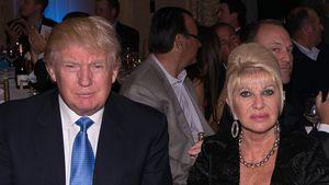 Ivana Trump: Buch über Donald-Ehe und Zoff mit Melania!