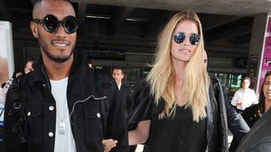 Black'n'White: Doutzen Kroes & Sunnery im Pärchen-Look