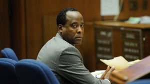 Conrad Murray ist frei: Folgt jetzt Reality-Show?