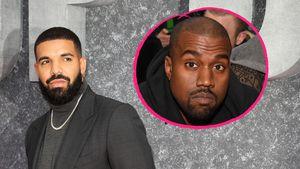 Hat Drake etwa einen unveröffentlichten Kanye-Track geleakt?