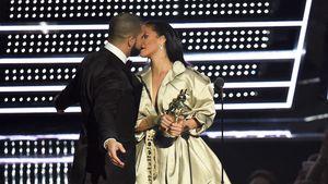 Drake und Rihanna knutschen bei den VMAs 2016