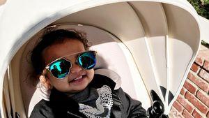Mit Sonnenbrille: Chilliger Look bei Dream Renee Kardashian!