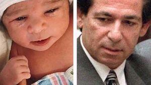 Dream Renee Kardashian und ihr verstorbener Großvater Robert Kardashian Sr.