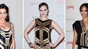 Zoe Saldana, Evan Rachel Wood und Camilla Belle