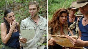 Dschungelprüfung: Drei Tarzans und zwei Janes