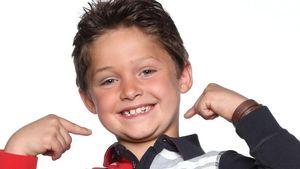DSDS Kids-Gianni (7): Liebeslied für die Freundin