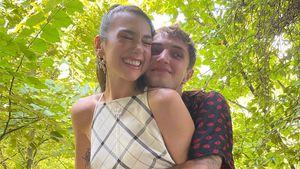 Zuckersüß! Sängerin Dua Lipa kuschelt mit Freund Anwar Hadid