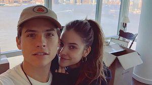 Erstes Liebesnest: Dylan Sprouse zieht mit Freundin zusammen