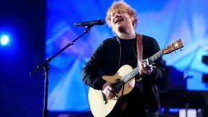 Ed Sheeran bei einem Auftritt in Los Angeles 2015