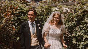 Neues Hochzeitspic zeigt total verliebte Prinzessin Beatrice