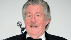 Edward Herrmann bei den International Emmy Awards 2011 in New York