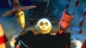 "So kam Tim Burton auf ""Nightmare Before Christmas"""