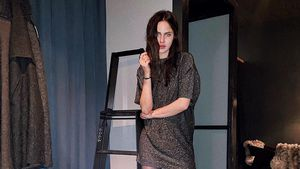 Kaum erkannt: Elena Carrière hat jetzt dunkel-braune Haare!