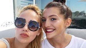 Elena Carriere mit Fata Hasanovic