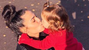 Im Trennungsdrama: Elena widmet Tochter Aylen süße Botschaft