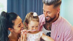 Elena versichert: Aylen wird Papa Mike regelmäßig sehen!