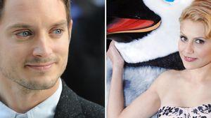 Brittany Murphy und Elijah Wood
