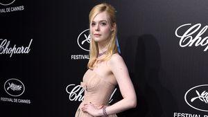 Ballkleid zu eng: Elle Fanning wurde in Cannes ohnmächtig!