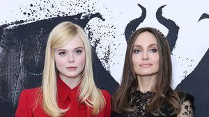 """Das lernte Angelina Jolie bei """"Maleficent"""" von Elle Fanning"""