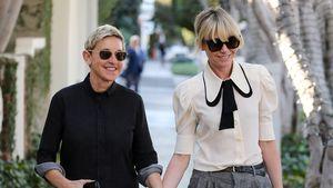 Nach Scheidungs-Gerüchten: Ellen DeGeneres total verliebt!